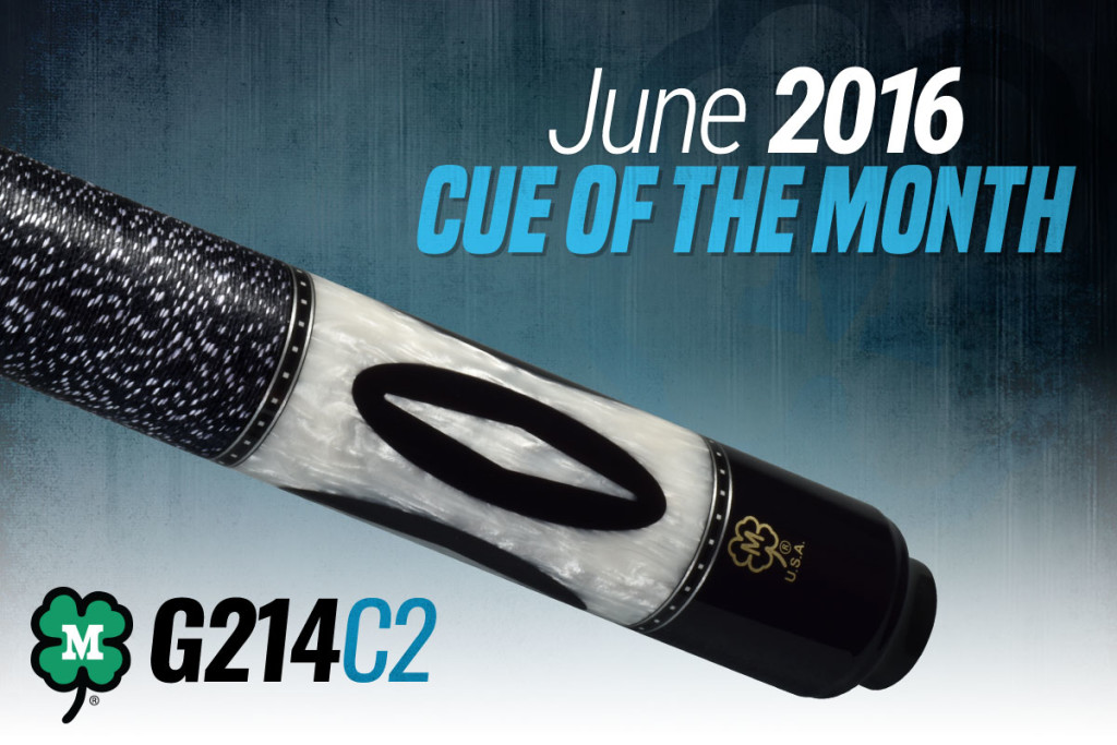 McDermott-Cue-of-the-Month-June-2016