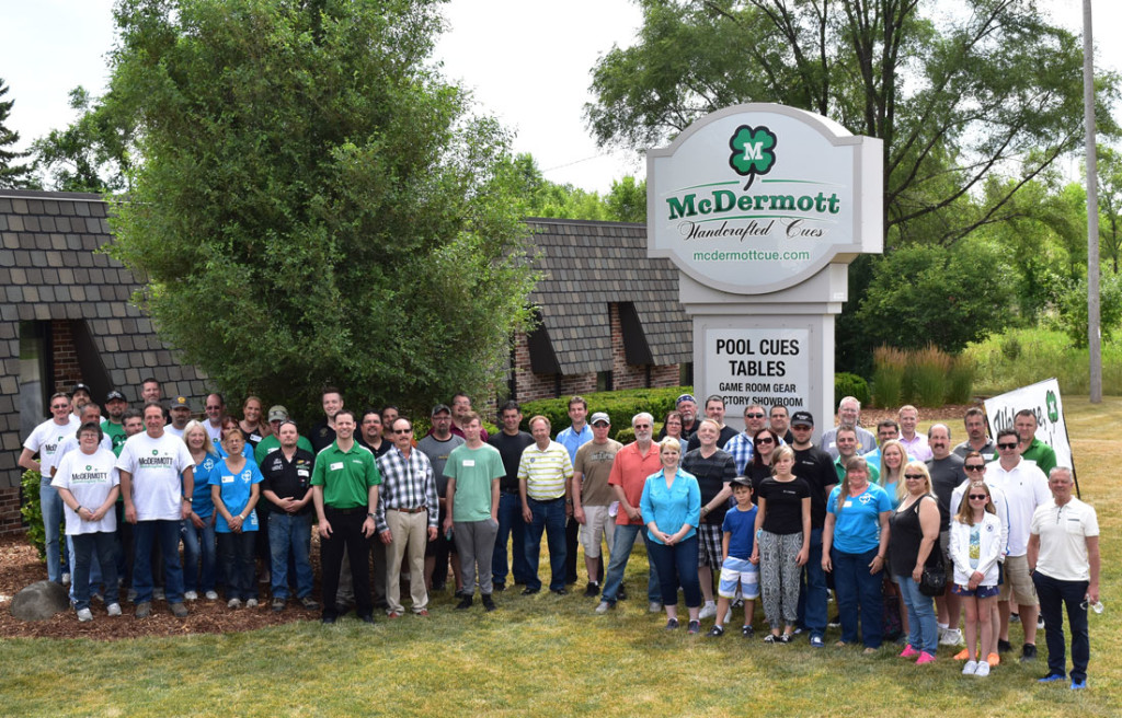 McDermott Factory Tour - Group Photo
