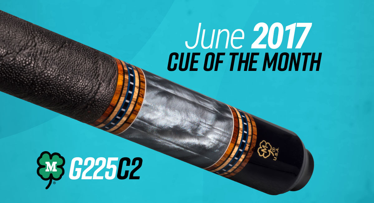 June 2017 Cue of the Month