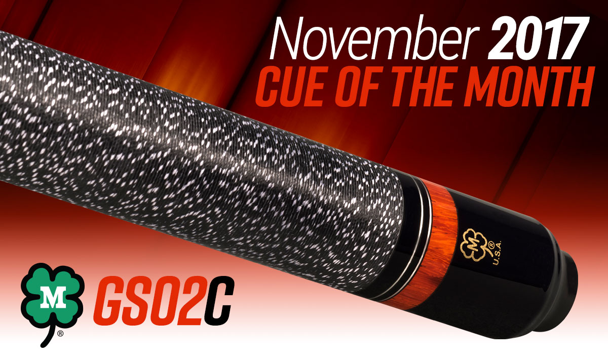 GS02C November Cue of the Month