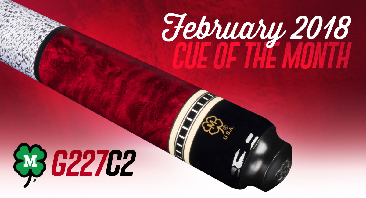 G227C2 February 2018 Cue of the Month