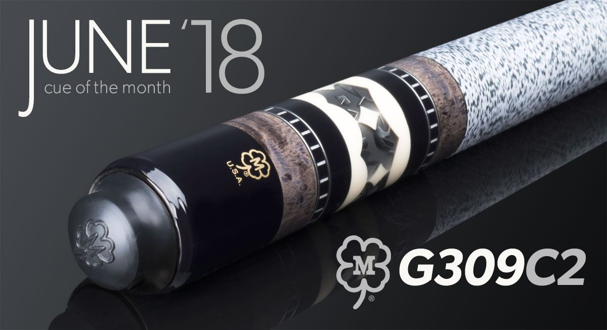 G309C2 Cue of the Month