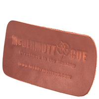 Leather Conditioning Pad by McDermott
