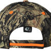 Camo Hat Back View