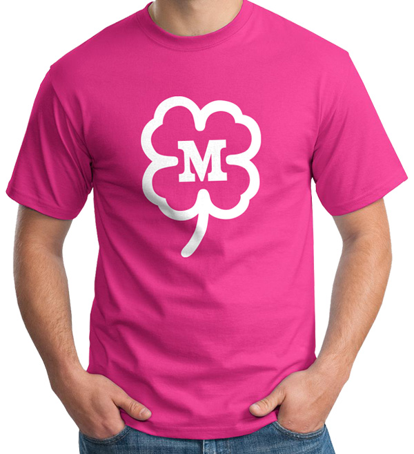 Pink Clover T-Shirt | McDermott Triple Negative Breast Cancer ...