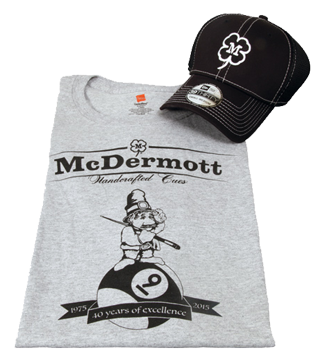 Forty Anniversary Tshirt and Hat Set