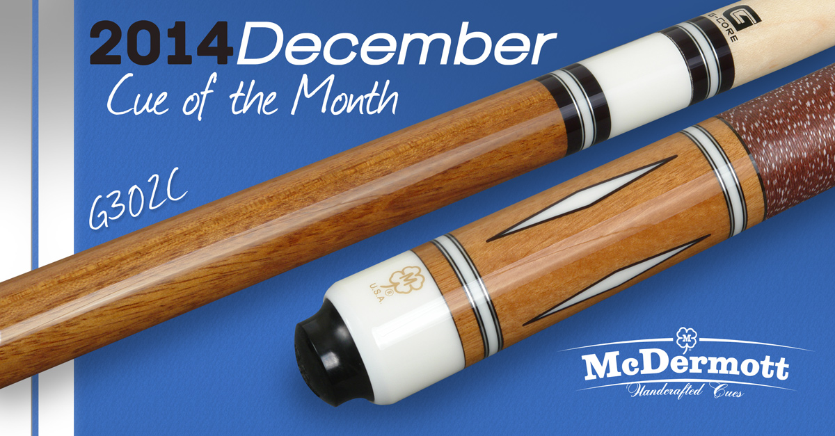 G302C Custom Cue of the Month