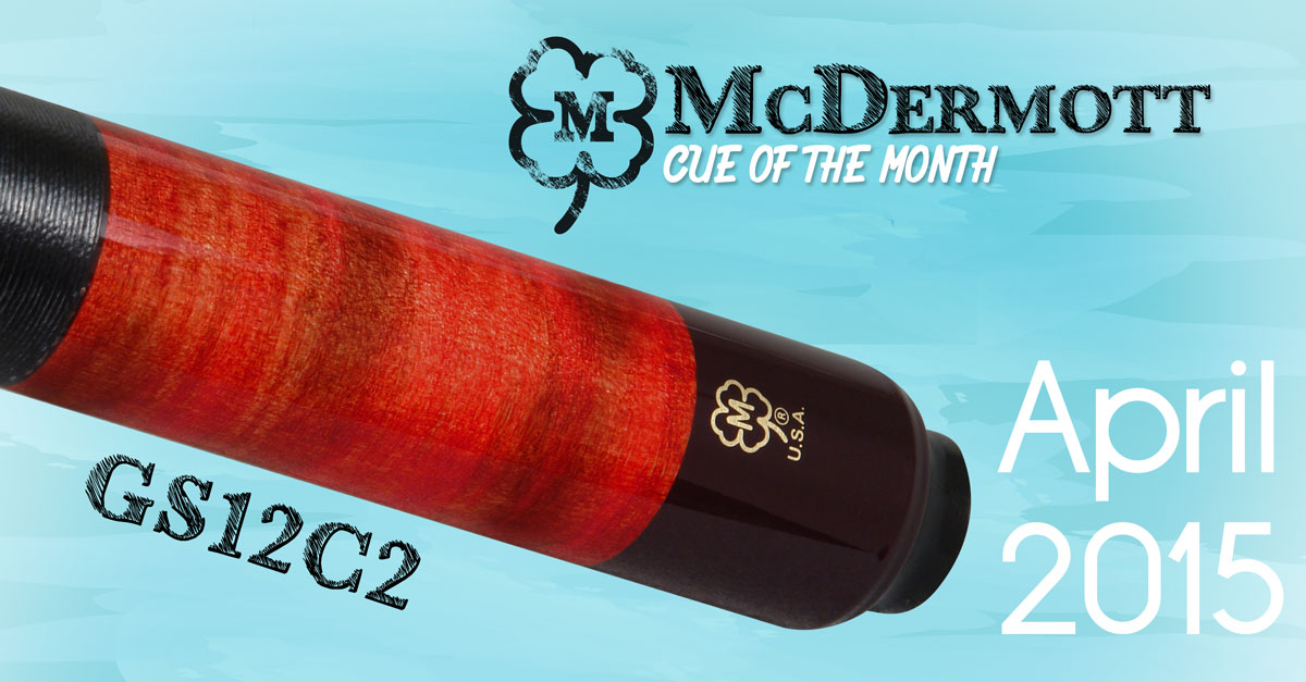 GS12C2 Custom Cue of the Month