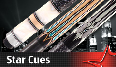 Star Best Pool Cues por menos de $ 200