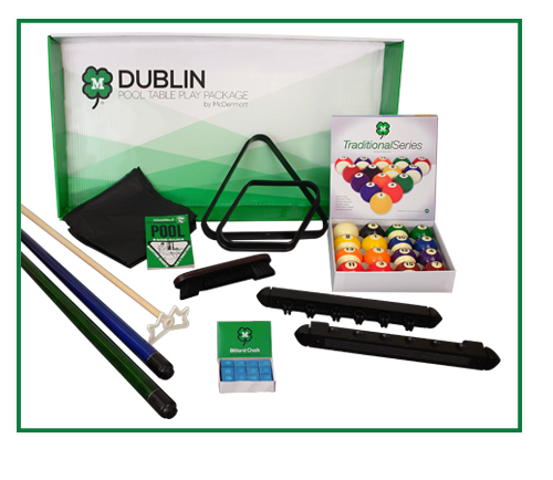 Dublin Pay Pack Full Product View