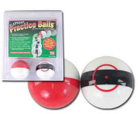 Billiards Training Practice Ball Set