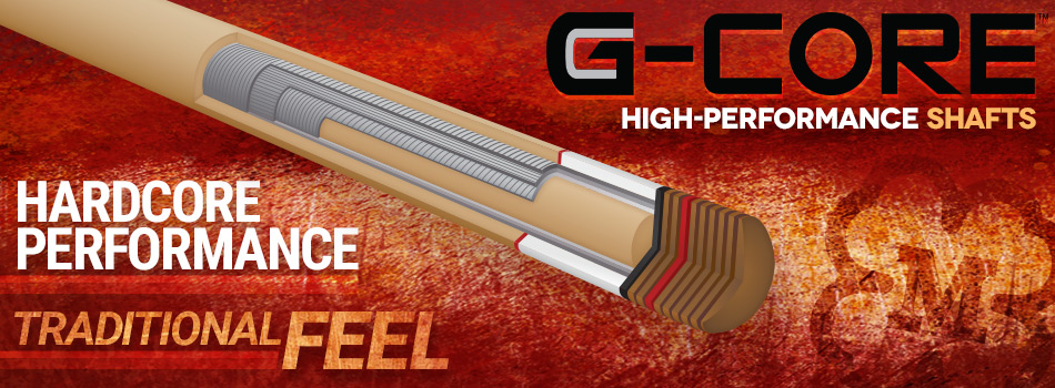 G-Core High Performance Shafts