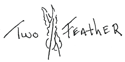 Two Feather Logo