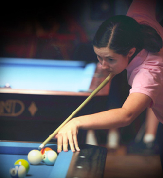 Julianna Poutry-McDermott Cue Ambassador