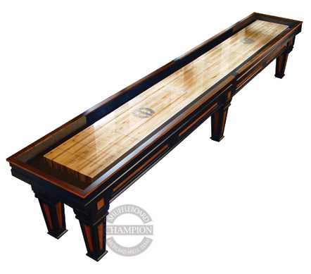 Champion Worthington Shuffleboard Table Milwaukee