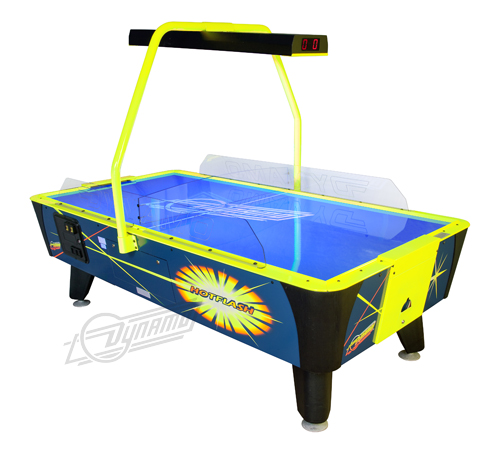 Dynamo Air Hockey Tables in Milwaukee