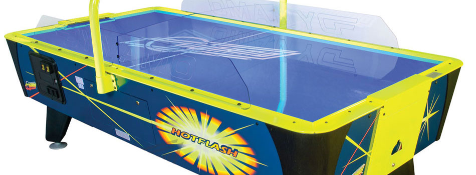 Dynamo Air Hockey Tables