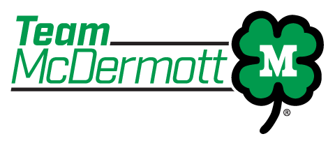 Team McDermott Logo