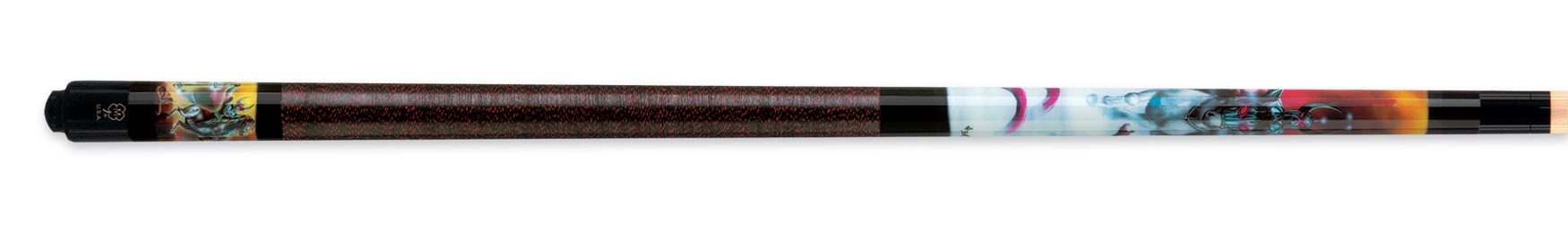 Custom pool cue options design your own billiards stick for Pool cues design your own