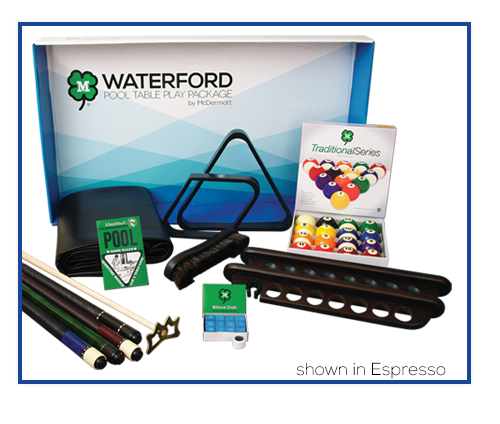 Waterford Play Pack Full Product View