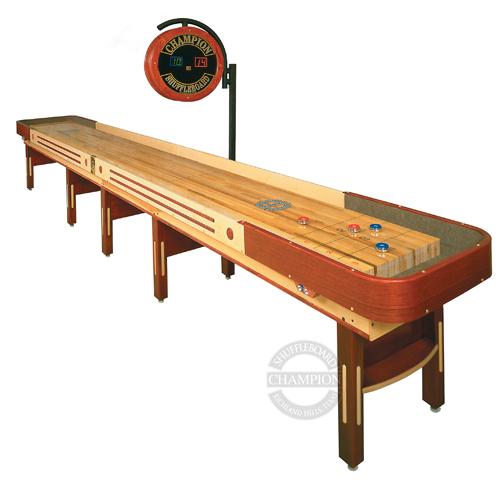 Champion Shuffleboard Tables in Milwaukee