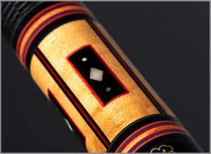 P712 Sleeve on Black