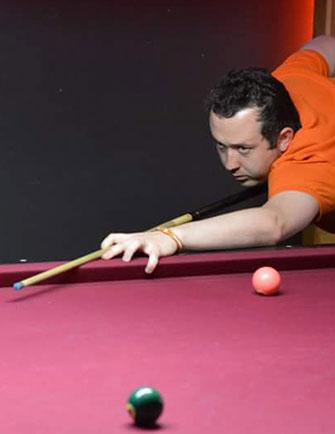 Mark Hopgood Mcdermott Ambassador - How To Mark Out A Pool Table